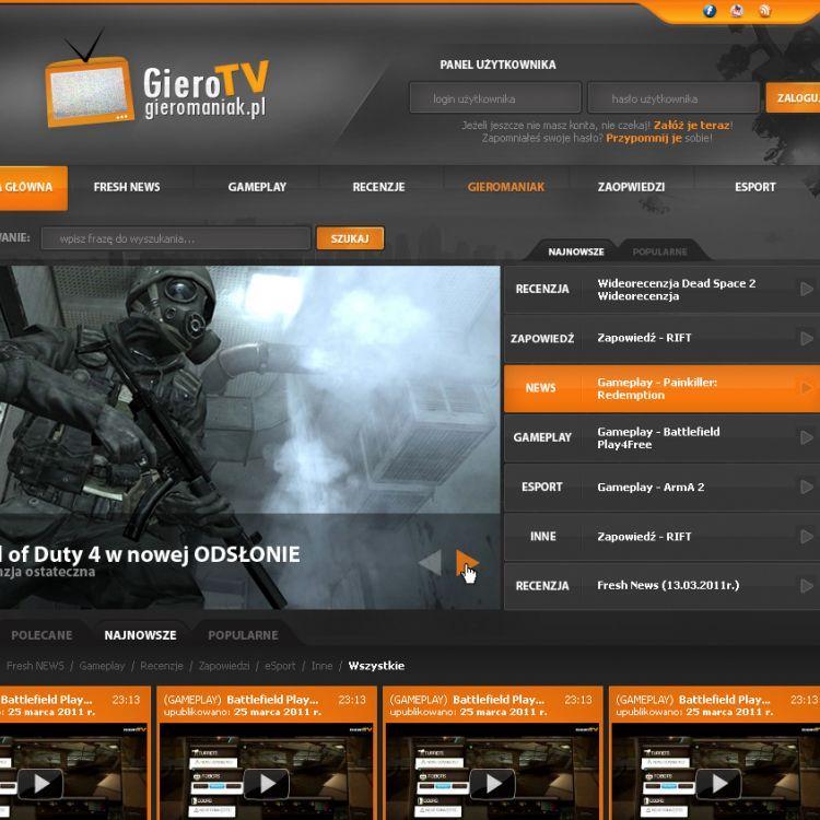 GieroTV - Realizacje